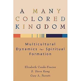 Monet värillinen Britannia - monikulttuurinen Dynamics hengellinen Formatio