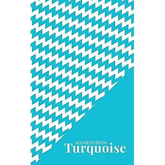 Address Book Turquoise by Us & Journals R