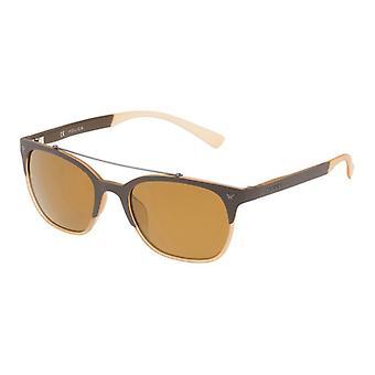 Unisex Sunglasses Police SPL161537ESG (53 mm)