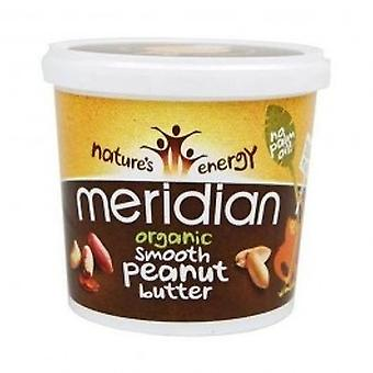 Meridian - Org Smooth Peanut Butter 1000g