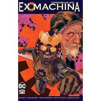 Ex Machina Compendium 1 by Brian K. Vaughn - 9781401299897 Book