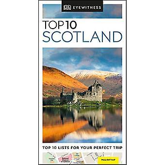 DK Eyewitness Top 10 Scotland by DK Travel - 9780241408728 Book