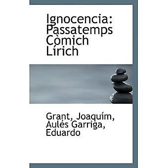 Ignocencia: Passatemps C Mich L Rich