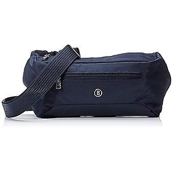 Bogner 4190000232 Blue Women's shoulder bag (blue 402)) 10x14x30 cm (B x H x T)