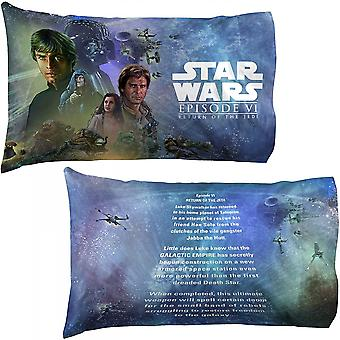 Star Wars Return of the Jedi 2-Pack Back Pillowcase Set