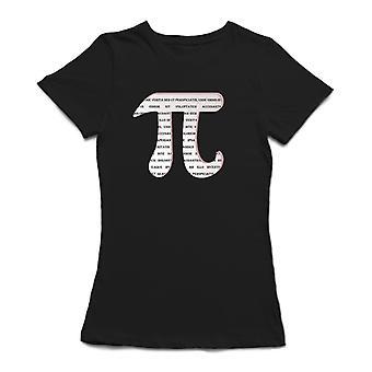 PI Symbol Graphic Women's T-shirt