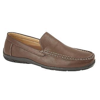 Scimitar Mens Slip-On Casual Shoe