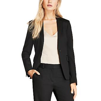 Brooks Brothers Women's Stretch Wool One Button Blazer