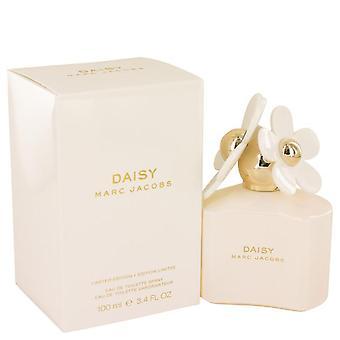 Daisy Eau De Toilette Spray (Limited Edition White Flasche) von Marc Jacobs 3.4 oz Eau De Toilette Spray
