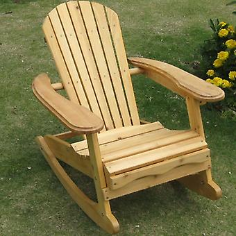 Trueshopping Children's Outdoor Indoor Adirondack Rocking Chair