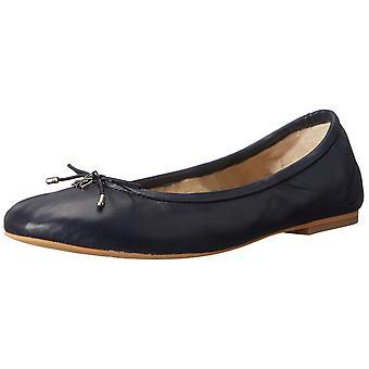 Sam Edelman Womens felicia Leather Closed Toe Ballet Flats