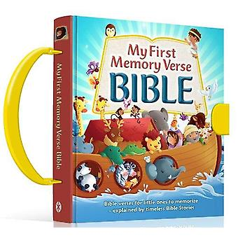 My First Memory Verse Bible by Vium Jacob - 9788772030807 Book