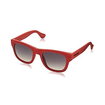 Havaianas Paraty/M ABA50LS Red Frame Unisex Sonnenbrille - Rot