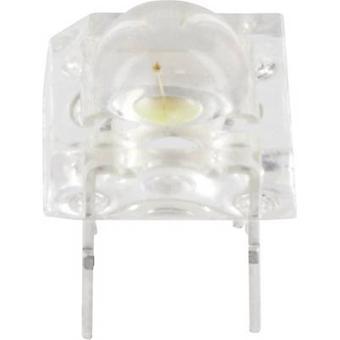 HuiYuan 9555R1C-HSA-C LED trådbunden röd cirkulär 3 mm 1450 mcd 100 ° 20 mA