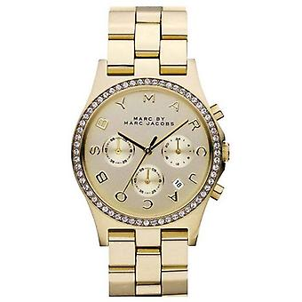 Marc Jacobs MBM3105 Stainless Steel Womens  Watch