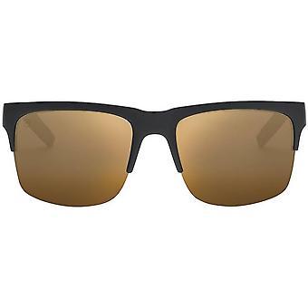 Electric California Knoxville Pro Sunglasses - Matte Black/Polarized Bronze Pro