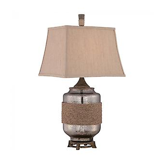Rigging Lamp, With Lampshade