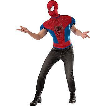 Spiderman volwassen Set