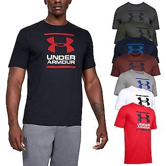 Under Armour Mens 2020 UA GL Foundation HeatGear Cotton Training Tee T-Shirt