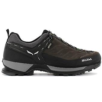 Salewa Mountain MS MTN Trainer GTX - Gore Tex - Men's Hiking Shoes Brown 63467-7520 Sneakers Sports Shoes