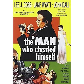 Man Who Cheated Himself [DVD] USA import
