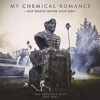 My Chemical Romance - May Death Never Stop You [Vinyl] USA import