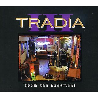 Tradia - From the Basement [CD] USA import
