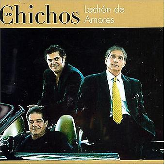 Los Chichos - Ladron De Amores [CD] USA import