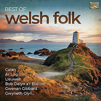 Lo mejor de la importación de Welsh Folk [CD] EE.UU.