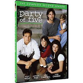 Party of Five: The Complete Second Season [DVD] USA import