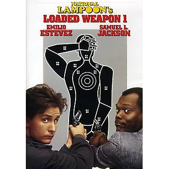 Loaded Weapon 1 [DVD] USA import