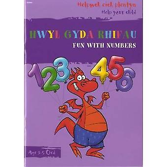 Hwyl Gyda Rhifau/Fun with Numbers by Elin Meek - Graham Howells - 978