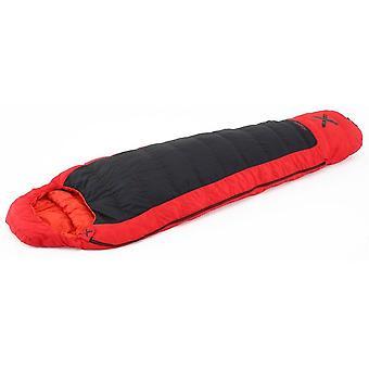 OEX Helios EV Hydrodown 300 Sleeping Bag Red