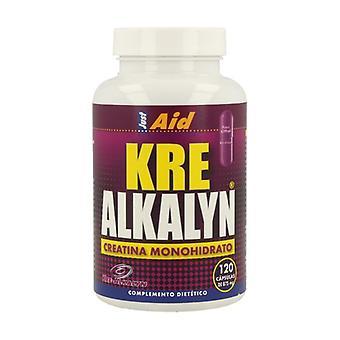 Kre Alkalyn Creatine Monohydrate 120 capsules