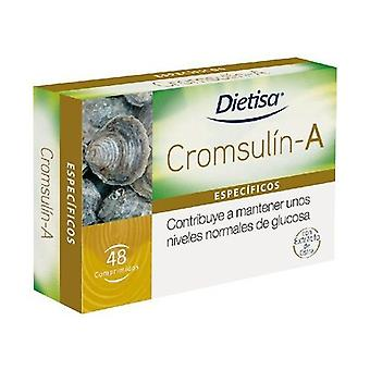 Chromsulin A 48 tabletten