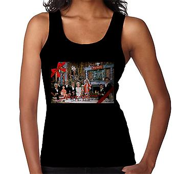 Thunderbirds Together Happy Holidays Women's Vest