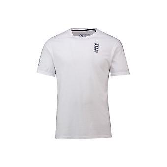 England Cricket Poly T Shirt Mens