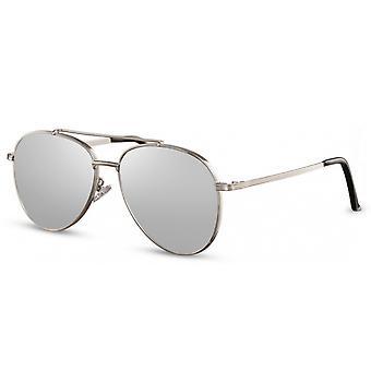 Okulary przeciwsłoneczne Unisex srebrny/srebrny (CWI2305)