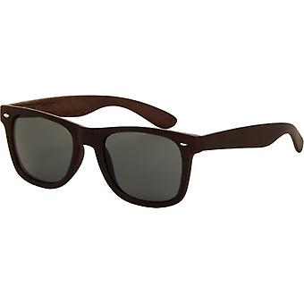 Sunglasses Unisex dark brown (AZB-042)