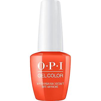 OPI GelColor Mexico City 2020 Spring Gel Polish Collection - My Chihuahua Doesns't Anymore (GCM89) 15ml
