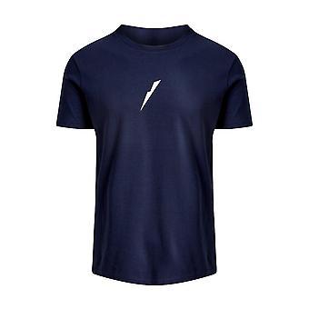 Duco Men's Climbing Short Sleeve T-Shirt Blue