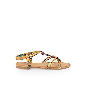 Zian Sandals 17599_36 Kleur Camel1