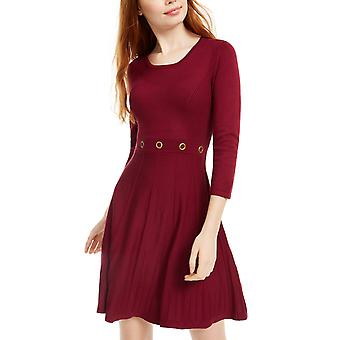 BCX | Fit & Flare Sweater Dress