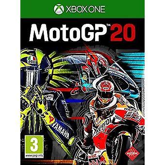 モトGP 20 Xboxワンゲーム