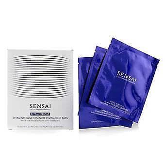 Kanebo Sensai Cellular Performance Extra Intensive 10 Minute Revitalising Pads 10pairs