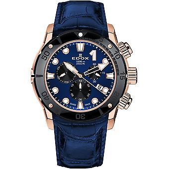 Relógio masculino Edox 10242 TINR BUIRN