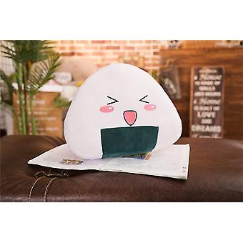 Sushi/rice Ball Shape Soft Stuffed Pillow