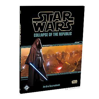 حرب النجوم دور لعب لعبة انهيار الجمهورية