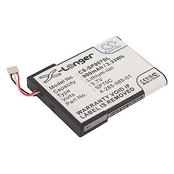 Battery for Sony SP70C PSP E1000 E1002 E1004 E1008 Pulse Wireless Headset 7.1