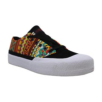 DC Men's Shoes T-Funk Lo S TXSE Fabric Low Top Lace Up Fashion Sneakers